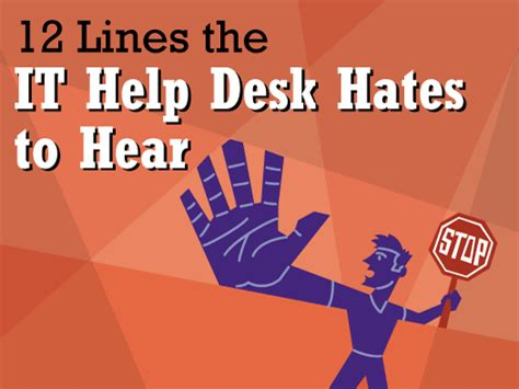 it help desk questions the 12 most dreaded help desk requests infoworld