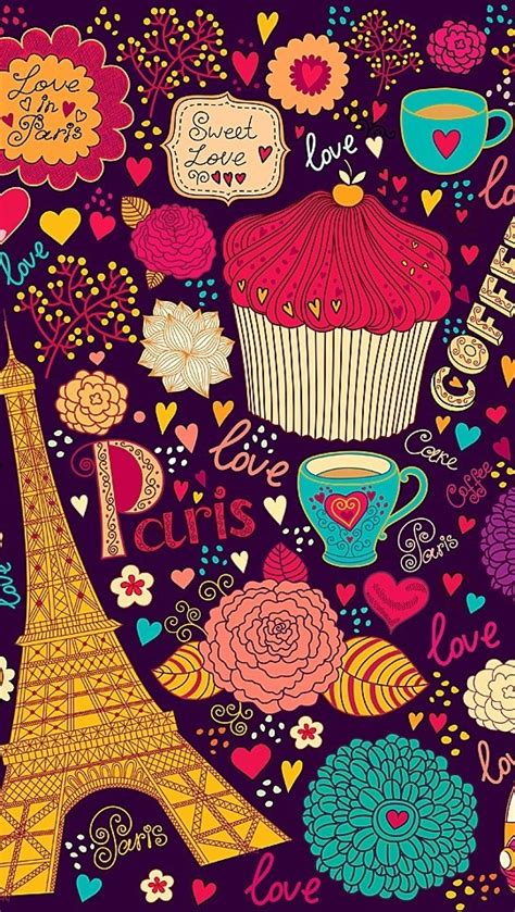 wallpaper paris girly pink vintage paris wallpaper