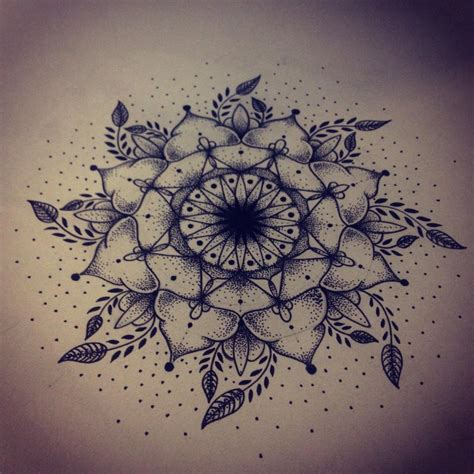 tattoo mandala pinterest blacktatuering 1 4 2013 tattoos piercings