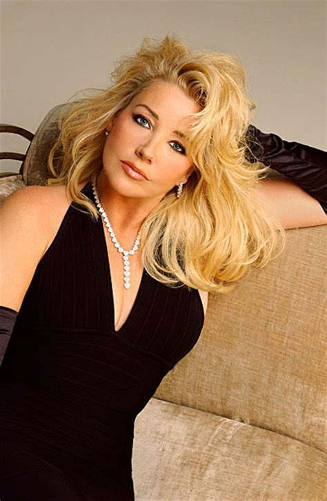 nikki newman wigs on y r the young and the restless nikki newman melody scott y n