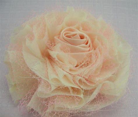 organza roses tutorial fabric flower pdf pattern tutorial satin tulle tutu puff