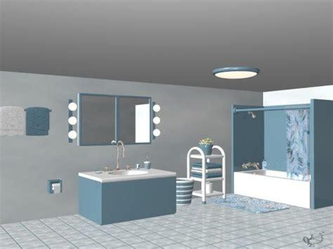 Bathroom Models Images Bathroom 3d Model Sharecg
