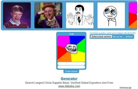 Crear Memes Online - dos opciones online gratuitas para crear memes soft apps