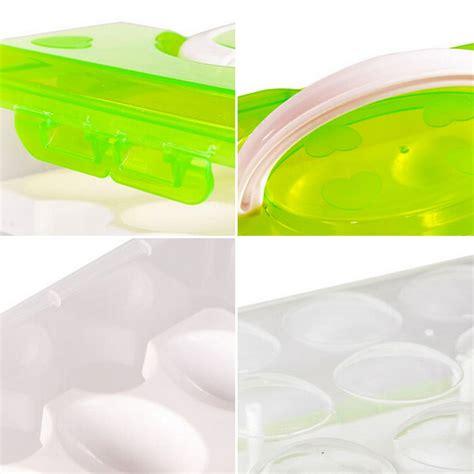 Fresh Eggs Shelf Unrefrigerated by 2 Layer Crisper Fresh Eggs Box Holder Refrigerator