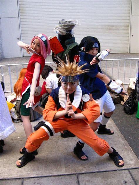 naruto team themes naruto cosplay se siete appassionati del fenomeno