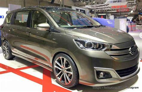 maruti ertiga  seater price expected rs  lakh xl