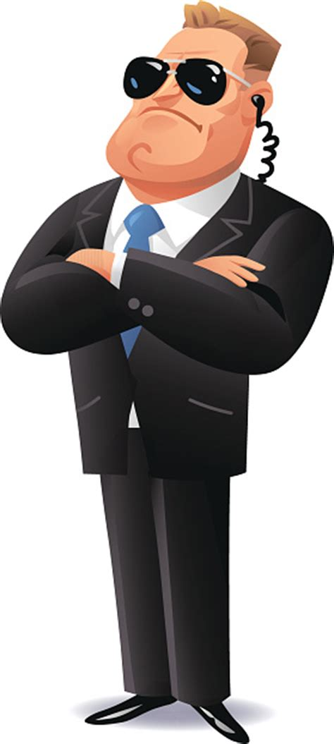 secret agent clip art free security guard clip art vector images illustrations