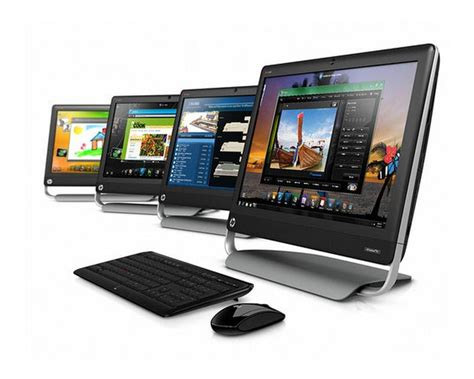 Hp Touchsmart 520 1135d All In One hp touchsmart 520 all in one pc unveiled pc advisor