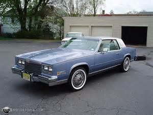 2008 Cadillac Eldorado 1984 Cadillac Eldorado Baritz Id 13367