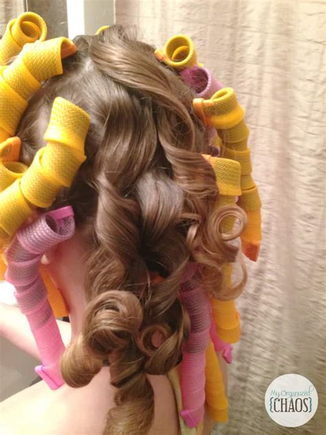 Hair Curlers For Hair How To Use by How To Get The Curls Cheer And Hair Hack