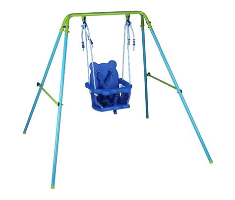 outdoor baby swing hlc indoor outdoor safe infant toddler swing set for baby