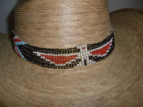 beaded hat bands for cowboy hats 21 best images about beaded hat bands on