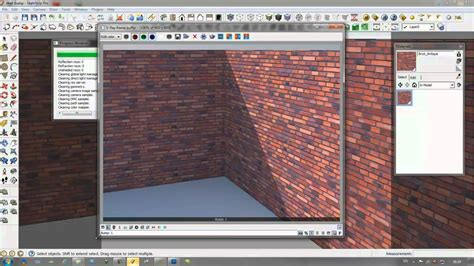 tutorial bump vray sketchup v ray for sketchup tutorial how to bump th youtube