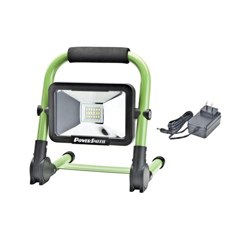 work light ryobi one 18 volt dual power 20 watt led work light tool