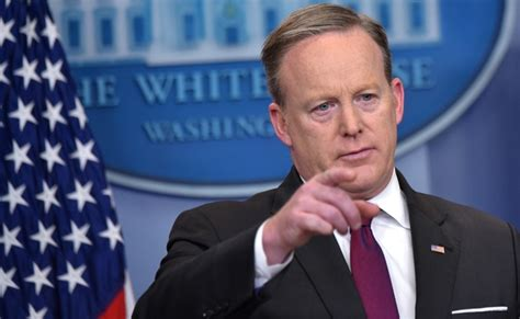 sean spicer no camera blocked us journalists protest briefing exclusion radio