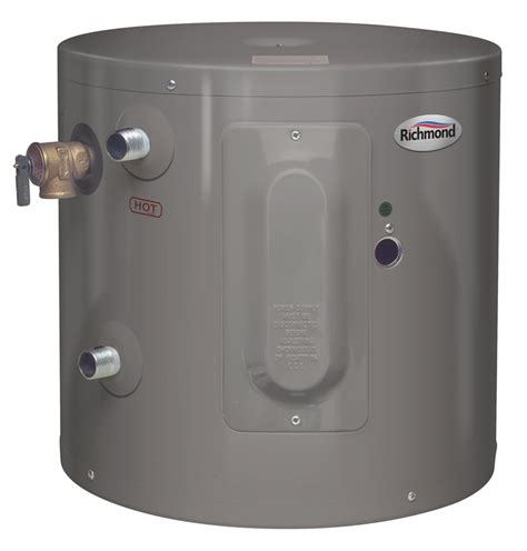 30 gal 120 volt water heater richmond 6ep20 1 electric water heater 2000 w 120 vac
