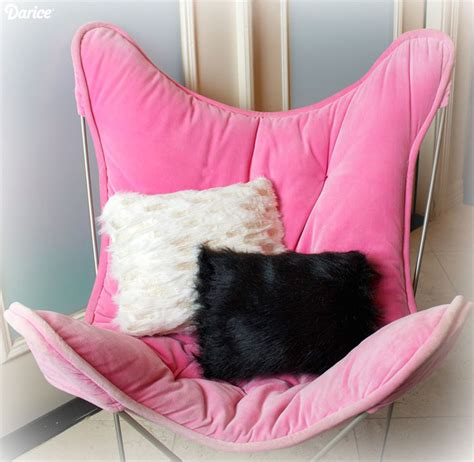 fashionable faux fur pillow tutorial