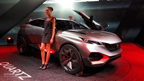 peugeot suv concept 500 hp peugeot quartz concept previews future french suv