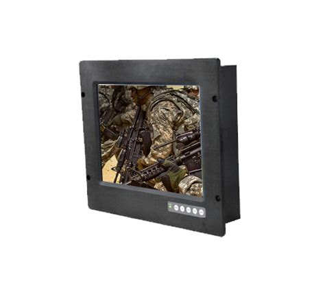 10 4 rugged panel pc 10 4 quot rugged fanless all in one pc small form