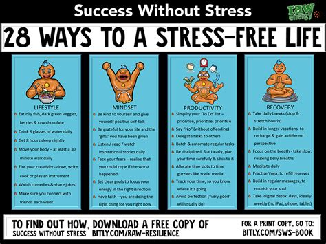 how to a stress free 28 tips to a stress free energy