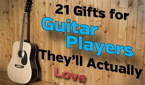 gift ideas for guitar playerswritings and papers