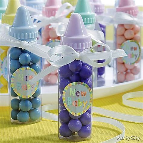 How To Prepare Baby Shower by Try Using Favor Kits To Prepare Baby Shower Favors For