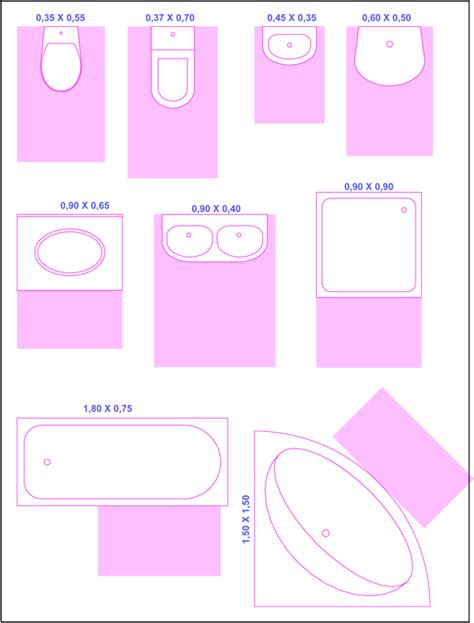 bathroom fixture dimensions design your bathroom layout