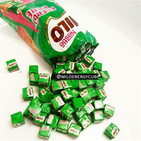 Hits Milo Cube 50 Nigeria 1 pack milo cube free gift shopee malaysia