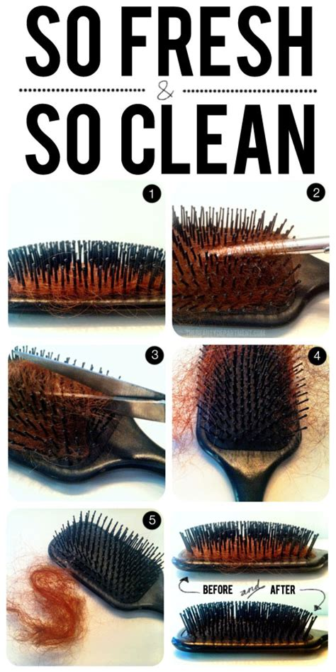 Cleaning Hair From by Tbdcleaninghairbrushes