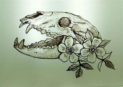 teschio fiori grisaglia teschio con fiori iko studio vetrate artistiche