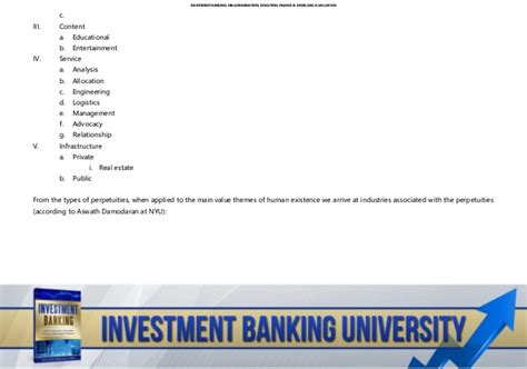 Work In Investment Banking Without Mba by Investment Banking How To Become An