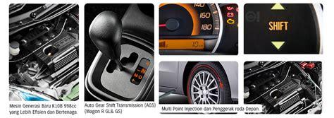 Kas Rem Belakang Wagon R spesifikasi dan harga karimun wagon r