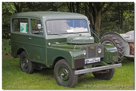land rover 1940 simon cars woody cars