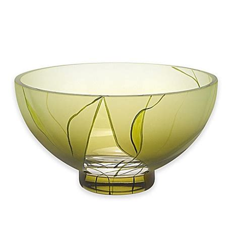 decorative bowls bed bath and beyond badash evergreen 7 inch decorative bowl bed bath beyond