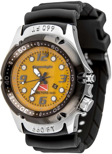 freestyle dive watches s freestyle hammerhead diver s 10017000 ebay