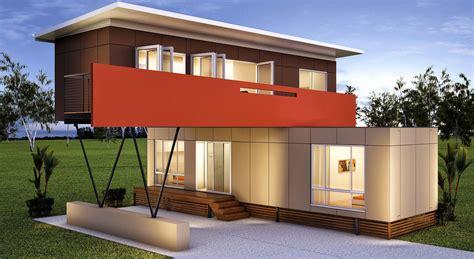Construction Maison Conteneur by Construction Maison Container Modulaire Un Nouveau Mode D