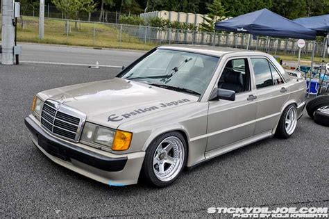 lowered mercedes 190e lowered mercedes wagon raguna wheels mercedes