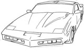 kitt car design chronosfx deviantart