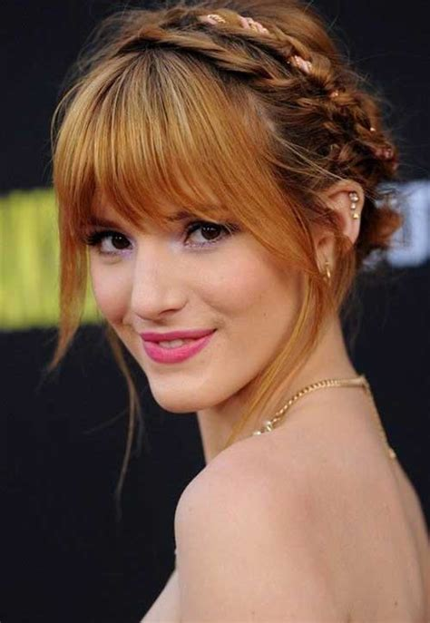 bangs braids and long hairstyles 25 latest braids hairstyles hairstyles haircuts 2016