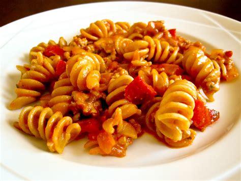 dinner pasta dinner pasta 12869km travelled before my plate the