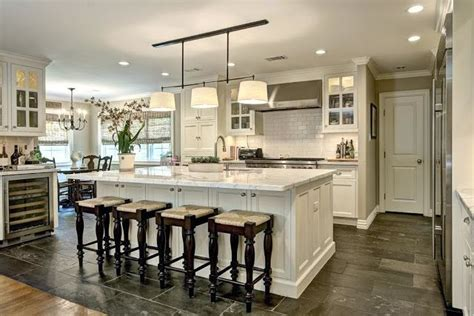 Ranch Style Kitchen Cabinets 1950 S Ranch Style Home Gets A Masterful Renovation With Country Flair Decor