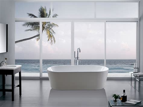 reece bathtubs posh solus 1780 freestanding bath from reece