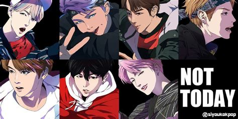 not today anime version army s amino