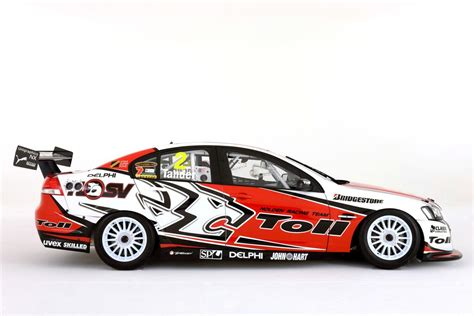 holden racing team 2010 toll holden racing team v8 supercar commodores