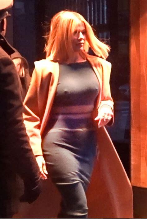 Khloe Slip In Instant White No 13 khloe kardashian s poke through sheer dress