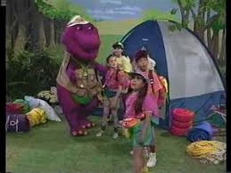 barney and the backyard gang cfire sing along barney the backyard gang cfire sing along part 1