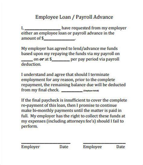 Employee Loan Agreement Letter Uk Simple Loan Agreement 8 Free Pdf Word Documents Free Premium Templates