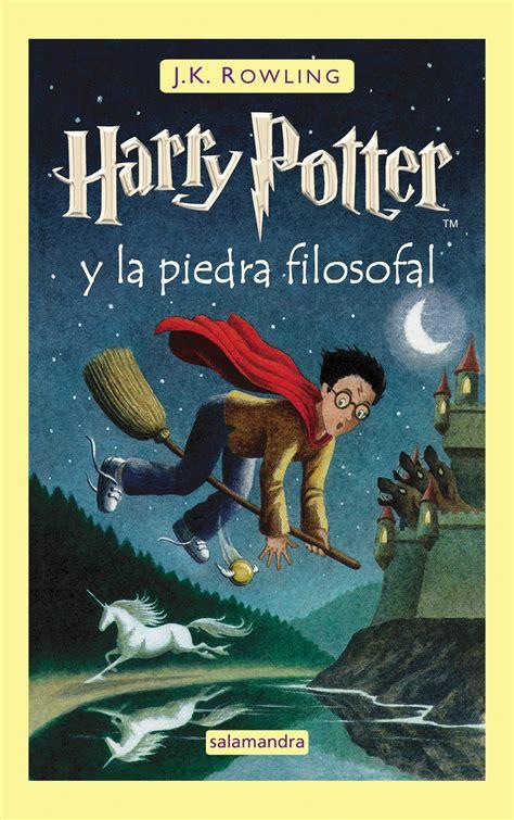 los dã as de mi vida edition books harry potter y la piedra filosofal ediciones salamandra