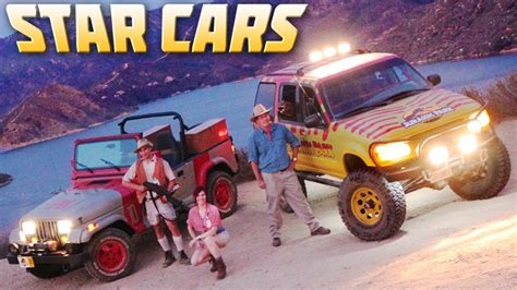 jurassic park car movie star cars jurassic park off road special ep 11 youtube