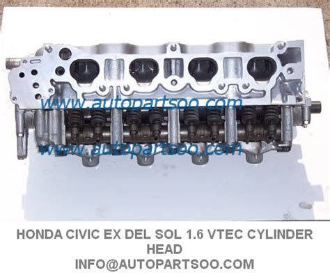 how it works cars 1999 honda civic head up display honda civic ex del sol 1 6 vtec sohc cylinder head 96 99 early type